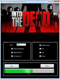 Into the Dead Android iOS Hacked