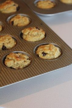 Oatmeal breakfast muffins make for a delicious breakfast or lunch treat.