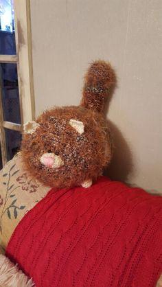 Crochet fat cat by me