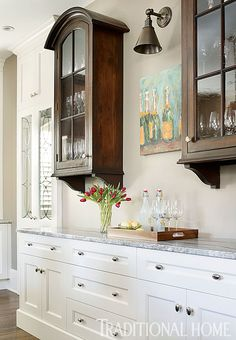 Elegantly Renovated Kitchen | Traditional Home