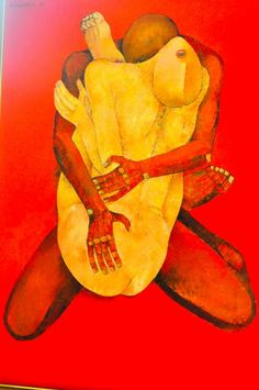 She heads a line of beauty products so she has to. Arte Dope, Filipino Art, Philippine Art, African Art Paintings, Sacred Art, Love Painting, Portrait Art, Erotic Art, Indian Art