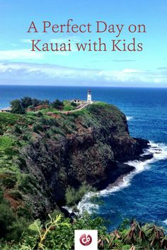 Kauai with kids | Kauai has enough kid-friendly adventures to fill an entire vacation with thrills.