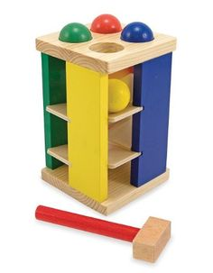 When you need toys for toddlers, Montessori-friendly toys will give your child lots of open-ended play and learning ... and will never become outdated.