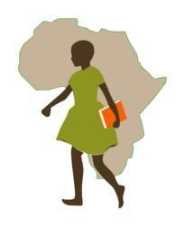 Educate a girl, education a nation.  Education a nation of girls, educate a continent.