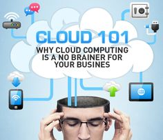 Cloud 101: Why Cloud computing is a no brainer for your business