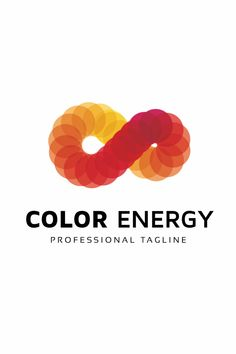 This colorful logo is perfect for your company. Logo in a vector format, fully editable without losing quality. This is a logo that can be used in design
