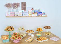 High tea organiseren: tips en recepten - Laura's Bakery