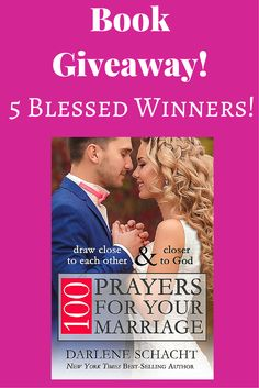 100 Prayers for Your Marriage Giveaway!