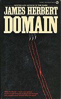 Domain by James Herbert (March 1985)