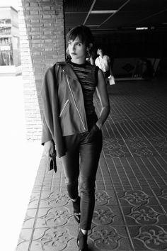 Los 7 días/ 7 looks de Verónica Echegui © Rubén Vega. Realización: Cristina Malcorra
