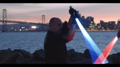 After its European spreading, LudoSport International made a pilgrimage to share its 10 years' work on original combat techniques with the US public. Lightsaber, San Francisco, Star Wars, Films, Travel, Tv, Movies, Viajes, Television Set
