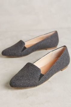 146429684a Cute flats Dr Scholl s Require Loafers Dark Grey  anthrofave Office Shoes