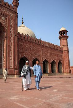 Pakistan is another country dotted with amazing culture and architecture, but is not very welcoming to foreigners.