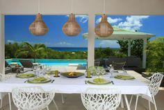 48 best St Martin Luxury Villa Rentals images on Pinterest   Luxury ...
