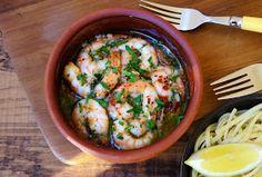 Seasaltwithfood: Shrimp Scampi