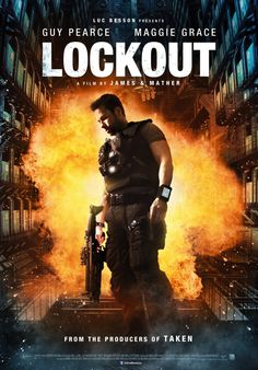 Lockout - Guy Pearce - Pretty Good Movie - Humor - Action - I Really liked it Guy Pearce, Maggie Grace, Action Movies, Hd Movies, Movies And Tv Shows, Movie Tv, Films, Movies Free, Horror Movies