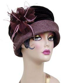 ~1920s cloche hat~  #1920sheadwear