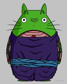 junior, piccolo, dragonball, dragon ball, gt, goku, vegeta, karot, sayan, namec, freezer, majin, bu, demon, evil, totoro, studio, ghibli, hayao, miyazaki, my neighbor, shonen, japan, anime, manga, namekians namekian, cross, over, crossover