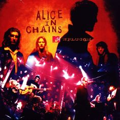 Alice In Chains - MTV Unplugged on Limited Edition Import 180g 2LP