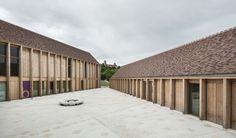Lauréat de l'Equerre d'argent 2015 – Maison de santé – Bernard Quirot architecte