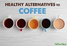 Healthy Alternatives to Coffee