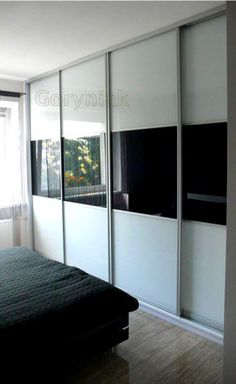 drzwi szafy z lacobeli - czarnego RAL9005 i śnieżnobiałego RAL9003 https://pbs.twimg.com/media/CIWvDXhUAAAFU8q.jpg:large