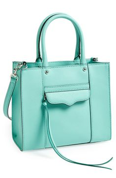 Rebecca Minkoff 'M.A.B. - Mini' Leather Tote