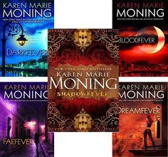 Fever Series by Karen Moning