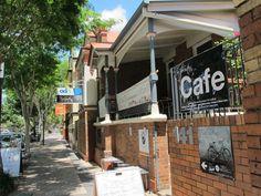 布里斯本❤️City cafe