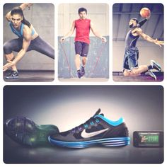 What do Hope, Pacman, and King James have in common?  Nike+ Training!! Make it count!