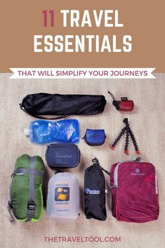 50f91cf8636a There are travel essentials that will change the way you are traveling. You  will be