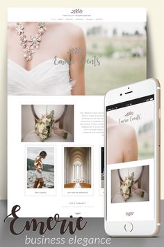 WordPress Themes and Plugins Creative Business, Layouts, Elegant, Wedding Dresses, Children, Classy, Bride Dresses, Young Children, Bridal Gowns