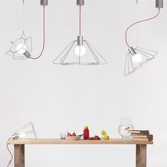 Fancy - Miki Suspension Lamps