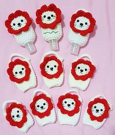Free Crochet Bag, Crochet For Kids, Crochet Baby, Knit Crochet, Crochet Keychain Pattern, Pouch Pattern, Yarn Projects, Crochet Projects, Hand Sanitizer Holder