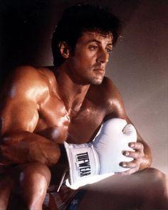 Sylvester Stallone dans le rôle de Rocky Balboa