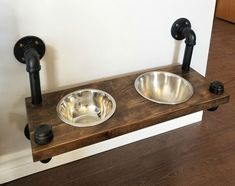 Farmhouse decor ideas at inspiration monday - farmhouse pet station - . - Farmhouse Decor Ideas at Inspiration Monday – Farmhouse Pet Station – - Pet Station, Dog Feeding Station, Deco Champetre, Diy Casa, Dog Rooms, Home Design, Design Ideas, Industrial Style, Industrial Farmhouse Decor