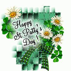 Animated Gif by JoanBlalock Irish Greetings, St Patricks Day Wallpaper, Irish Culture, Happy St Patricks Day, Saint Patricks, Holiday Pictures, For Facebook, St Pattys, Belle Photo