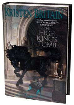 Green Rider  by Kristen Britain...book 3 of currently 4 of the series