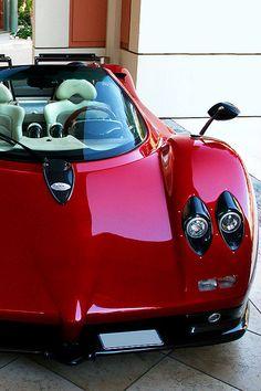 Pagani #boris_stratievsky #luxury_vehicles #cars