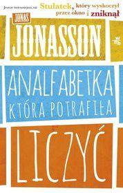 Analfabetka, która potrafiła liczyć-Jonasson Jonas