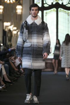 Ellus Ready To Wear Fall Winter 2014 Sao Paulo - NOWFASHION