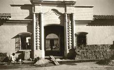 Reconstruccion casa de Tucumán, Argentina.