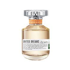 United Dreams Stay Positive Eau de Toilette Benetton - Perfume Feminino - Época Cosméticos