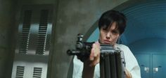 Angelina Jolie - Internet Movie Firearms Database - Guns in Movies, TV and Video Games