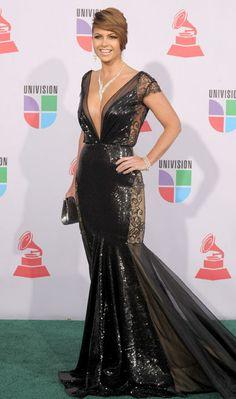 Quién.com : Los vestidos que Lucero ha usado en los Latin Grammy