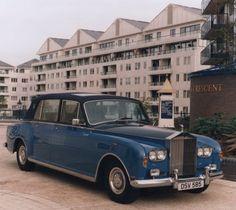 Chassis PGH104 (1984) Special Landaulette by Mulliner Park Ward (design 2052)