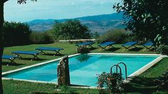 Belvedere, La Foce, Tuscany