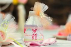 Sweet Ballerina Party {Ideas, Supplies, Decorations}