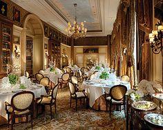 Hôtel Four Seasons George V Paris > Salon Anglais
