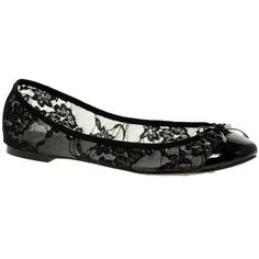 Asos Lace Ballet Flats ($15) ❤ liked on Polyvore featuring shoes, flats, ballerine, asos, lace shoes, lined ballet flats, asos shoes, ballerina flat shoes and flat lace-up shoes